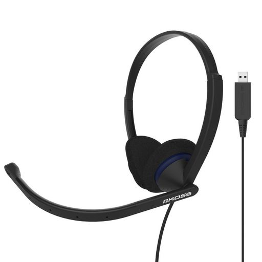 KOSS HEADSETS WITH MIC