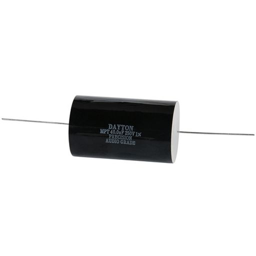 METALISED POLYPROPYLENE 250V CAPACITORS 1%