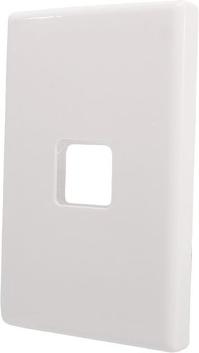 """WP"" KEYSTONE WALL PLATE"