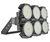 720W ADJUSTABLE LED FLOOD LIGHT (5000K)