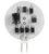 1.8W G4 PLASTIC BASE LED BULB 12V AC/DC