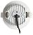 10W/13W/15W/25W/35W LED DOWN LIGHTS 85mmØ 110mmØ 145mmØ 190mmØ 225mmØ - RECESSED