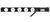 4x 15A GPO + 1x 10A GPO OUTLETS PDU WITH 32A IEC 60309 PLUG - 1RU