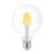 LED G95 FILAMENT GRAND CLASSIC DIMMABLE CLEAR & AMBER- VERBATIM