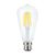 LED FILAMENT ST-64 CLEAR DOME DIMMABLE- VERBATIM