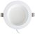 10W DIMMABLE LED DOWN LIGHT 115mmØ - RECESSED - VERBATIM