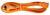 POWER LEADS IEC C13 - ORANGE