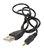 USB-A TO 0.7mm DC PLUG [2.5mmø O/D]