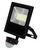 LED FLOODLIGHT WITH PIR MOTION SENSOR - IP65