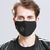 REUSEABLE & WASHABLE FACE MASK WITH VENT - PM2.5