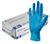 BLUE VINYL SINGLE USE POWDER FREE GLOVES 4.5g - MEDICOM VITALS