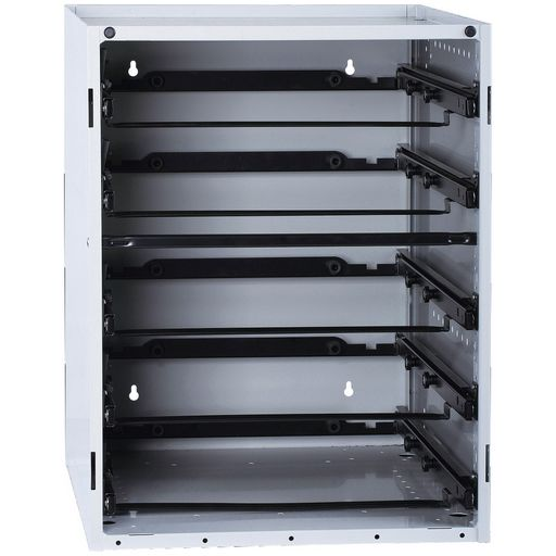 STORAGETEK CABINET 5 SMALL ABS CASES - EMPTY