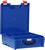 STORAGETEK LARGE ABS CASE BLUE - BLUE LID