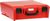STORAGETEK LARGE ABS CASE RED - RED LID