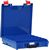 STORAGETEK SMALL ABS CASE BLUE - BLUE LID
