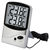 INDOOR / OUTDOOR THERMOMETER WITH LARGE DIGITAL DISPLAY