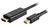 MINI-DISPLAYPORT TO HDMI LEAD BLACK