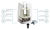 QUSPOT OMNI LTE ANTENNA WITH IP67 ENCLOSURE FOR TELTONIKA TRB140
