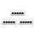 UBIQUITI UNIFI 5-PORT MANAGED POE/USB POWERED GIGABIT SWITCH