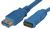 USB 3.0 A FEMALE TO USB 3.0 MICRO-AB FEMALE