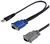 5M 2 IN 1 USB KVM CABLE