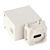 USB-C WALL PLATE INSERT 5V 2.1A CHARGER