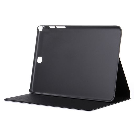 MULTI-FOLD LEATHER TABLET CASE AND STAND