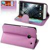 ALC5476-168 Soft Leather Case With Card Slots and a Stand-Purple