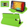 ALC6514-306 Smooth Leather Case - Green