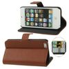 ALC9050-251 Leather Case Horizontal With Business Card Holder - Brown