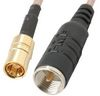 CAL815 Antenna patch lead adaptor -SMB MALE To FME Male