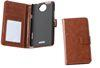 CAS5456-113 Horizontal Flip Leather Case - Brown