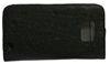 CAS6456-112D Happy Love leather Wallet Case- Black