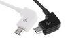 USB TO MICRO USB - RIGHT ANGLE