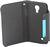 HORIZONTAL FLIP LEATHER CASE WITH CARD HOLDERS FOR