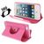360° ROTATABLE FLIP LEATHER CASE FOR APPLE iPHONE 5 / 5S / SE