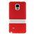 SLIM TPU GEL CASE WITH STAND FOR SAMSUNG GALAXY NOTE 4