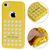 DOT PATTERN JELLY CASE FOR APPLE iPHONE 5C