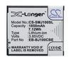 BAT6573 Li-ion Replacement internal battery