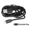 MDC1001 Micro USB Cable 1M - Black