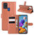 LEATHER CASE WITH POCKETS FOR GALAXY A21s