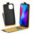 VERTICAL LEATHER CASE WITH CARD HOLDER FOR APPLE IPHONE 12 MINI