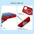 SHOCKPROOF SILICONE MAGNETIC RING CASE FOR APPLE iPHONE 12 SERIES