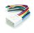 VEHICLE SPECIFIC PLUG TO BARE WIRE - PRIMARY HARNESS TO SUIT HYUNDAI VARIOUS MODELS