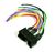 VEHICLE SPECIFIC PLUG TO BARE WIRE - PRIMARY HARNESS TO SUIT HYUNDAI; KIA VARIOUS MODELS