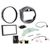 DOUBLE DIN INSTALL KIT TO SUIT MINI COOPER F55, F56 (GLOSS BLACK)
