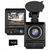 1080P FULL HD DASH CAM WITH IN-CABIN CAM