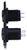 PANEL MOUNT DUAL USB & ACCESSORY SOCKET