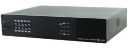 10x10 HDMI / AUDIO OVER HDBaseT MATRIX 4K60 WITH OAR ...