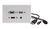 HDMI / VGA / USB / PC AUDIO WALLPLATE